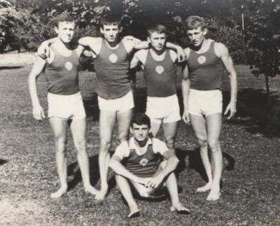 Reprezentativci Jugoslavije