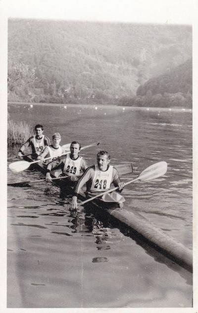 K-4 spoj mladosti i iskustva Alja 1941., Miša 1961.