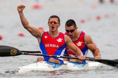 Svetski prvaci u K-2 200 m, Nebojša Grujić-Marko Novaković