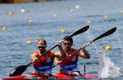 K-2 500 m Dejan Pajić-Ervin Holpert