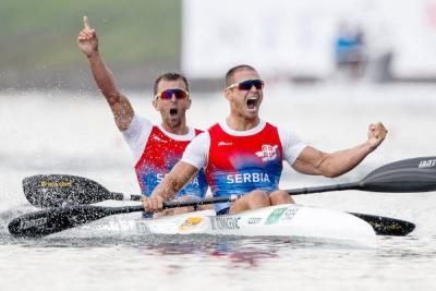 Svetski prvaci u K-2 1000 m, Marko Tomićević-Milenko Zorić
