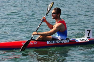K-1 200 m Bojan Milinković